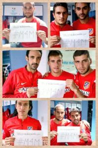 Atletico Madrid - Spanish soccer team