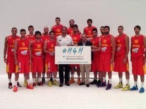 Spanish National Basketball Team