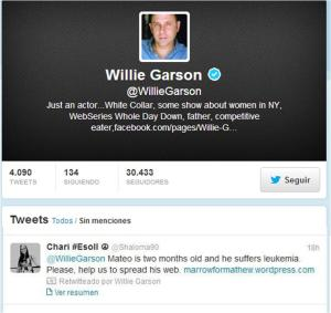 Willie Garson - American character actor known for his current role as Mozzie, in the USA Network series White Collar